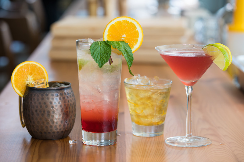 meeker's restaurant cocktails