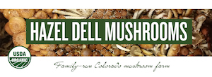 hazel dell mushrooms logo